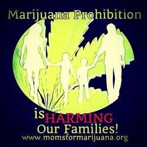 MarijuanaProhibitionIsHarmingOurFamilies!