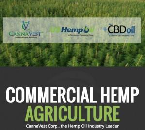 CannaVestCommercialHempAgriculture