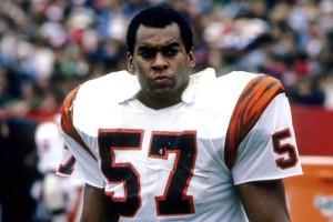 Reggie Willams, Cincinnati Bengals