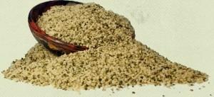 hemp seeds food product